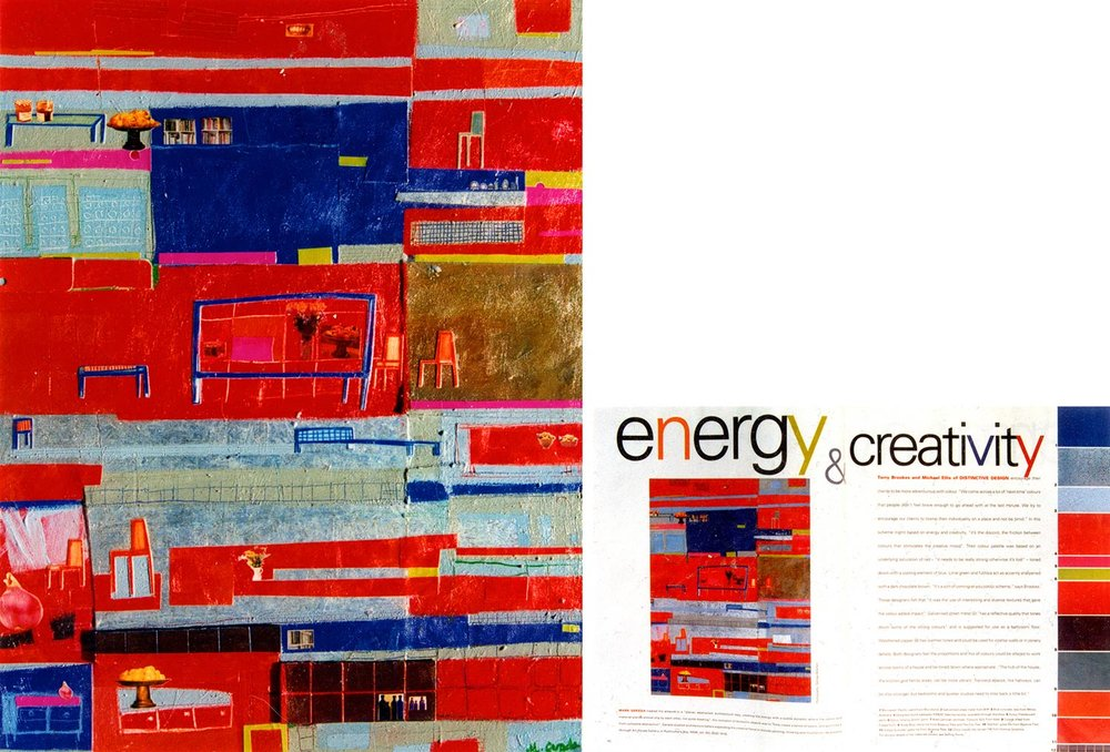 Energy and Creativity