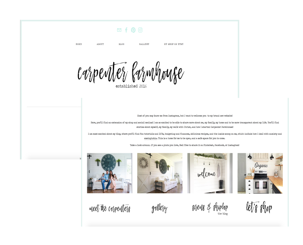 Web Design from Start to Finish Example