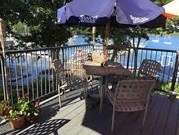 The Osprey Restaurant    Located within the Robinhood Marina