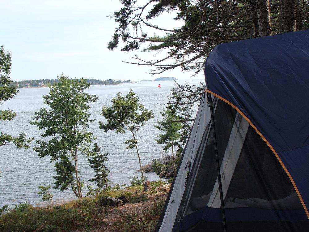 Sagadahoc Campground   | RVs, Cabins, and tents 207-371-2014