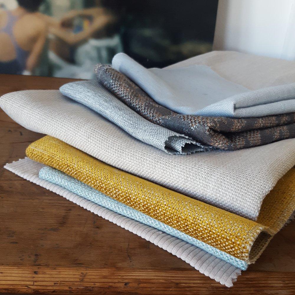 fabric colour palette