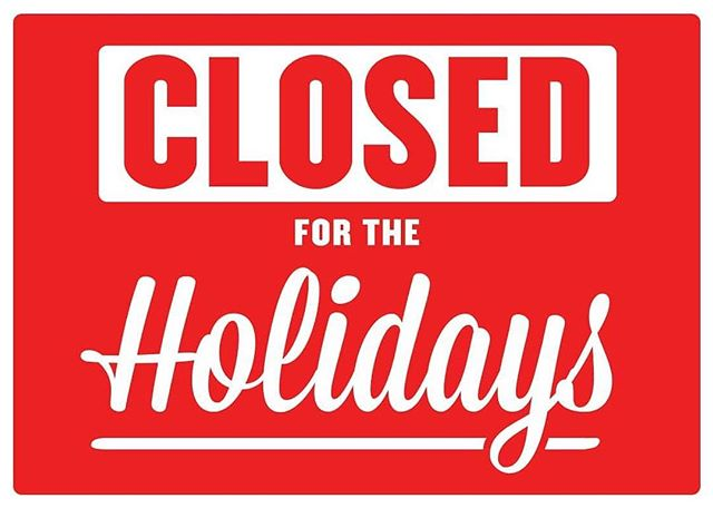 Happy Holidays (12/24 - 1/1), our offices will be closed. Orders can still be placed online. All orders that are placed online during the holiday will be shipped out on Wednesday, January 2nd, when we return to our normal business hours.  From all of us, we wish you a happy and safe holiday. ❄️⛄️🎁🎄 . . #holiday #holidays #happyholidays #snow #snowman #FryKrisp #FryDay #battermix #coatingmix #jacksonmichigan #foodservice #delivery #food #allnaturalingredients #allnatural #nongmo #nomsg #zerotransfat