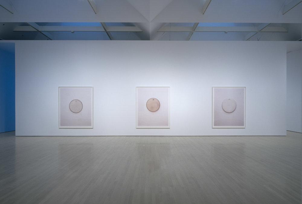 VUE D'INSTALLATION, MUSÉE D'ART CONTEMPORAIN, MONTREAL, 2006