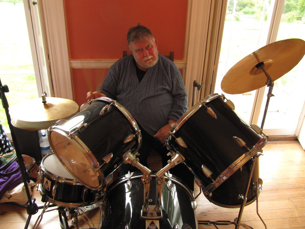Drums with Pete 1.JPG