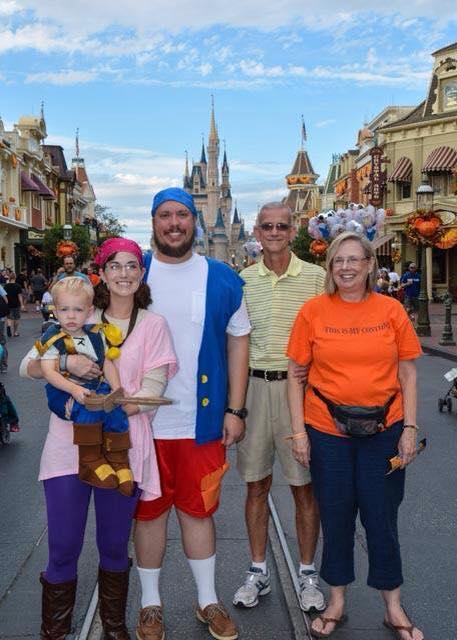 Mickey's Not So Scary Halloween Party - 2014