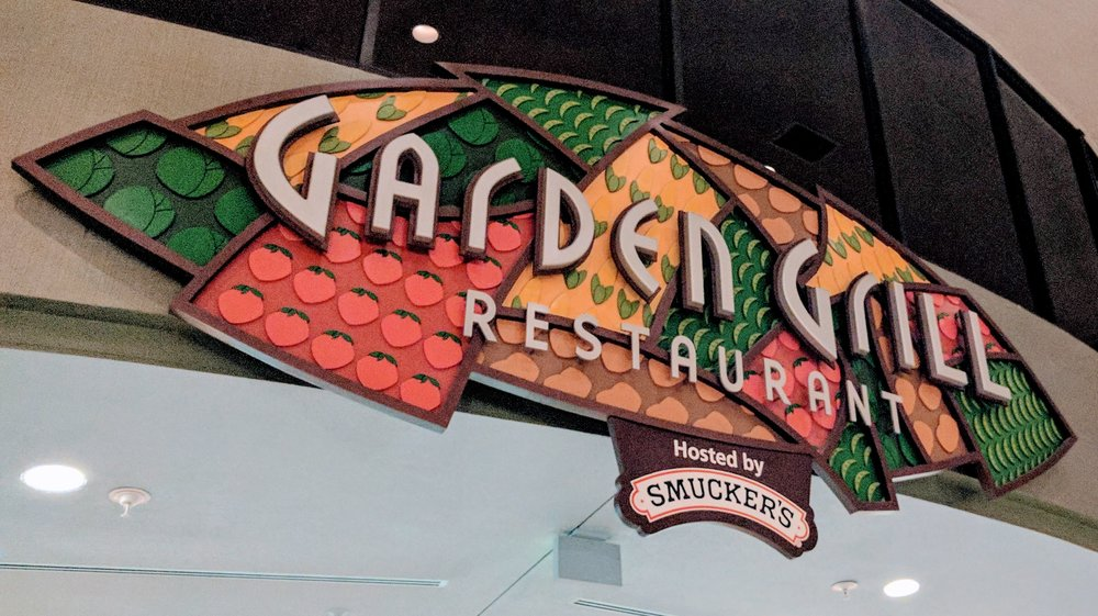 Garden Grill located at The Land in Future World - Epcot.