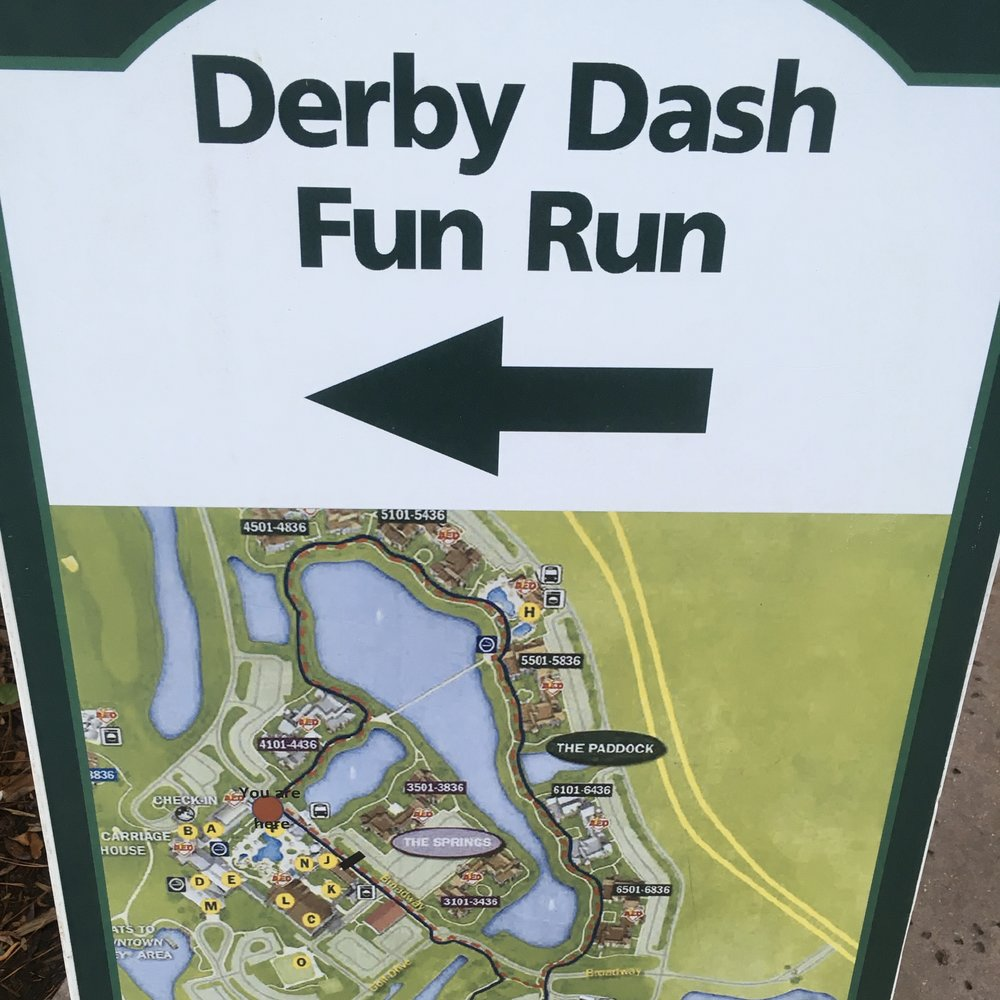 Derby Dash - Saratoga Springs3/29/18
