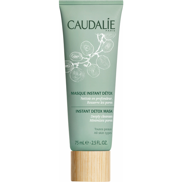 The  Caudalie Detox Mask  has magic powers especially after a night out!