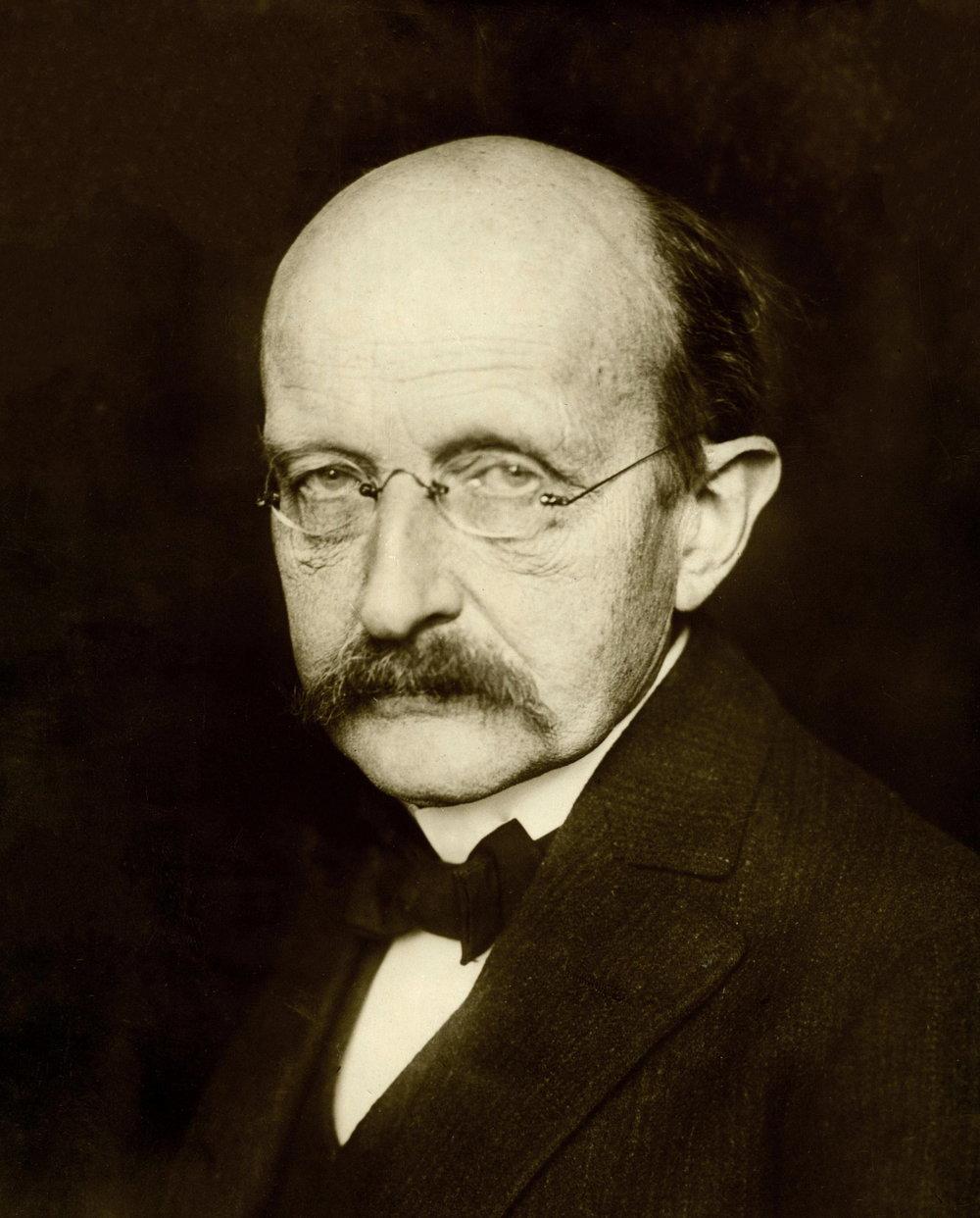 Max Planck, 1933