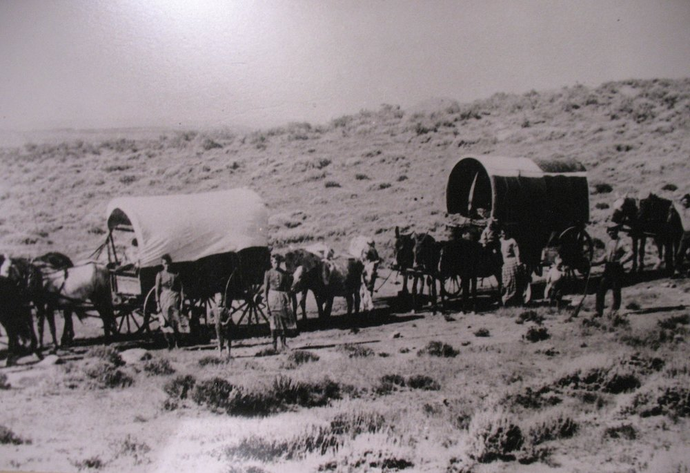 Women on the Oregon Trail