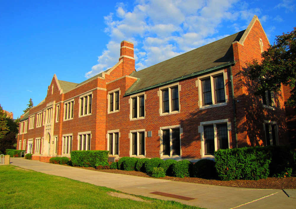 Powers Hall, Central Michigan University