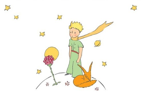 The Little Prince  by Antoine de Saint-Exupéry.