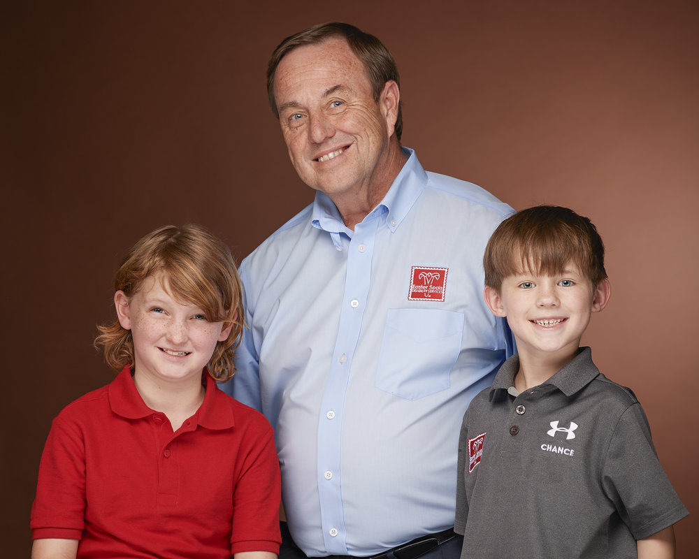Easter Seals CEO Tom Waters For Sarasota Magazine's Unity Award Winners