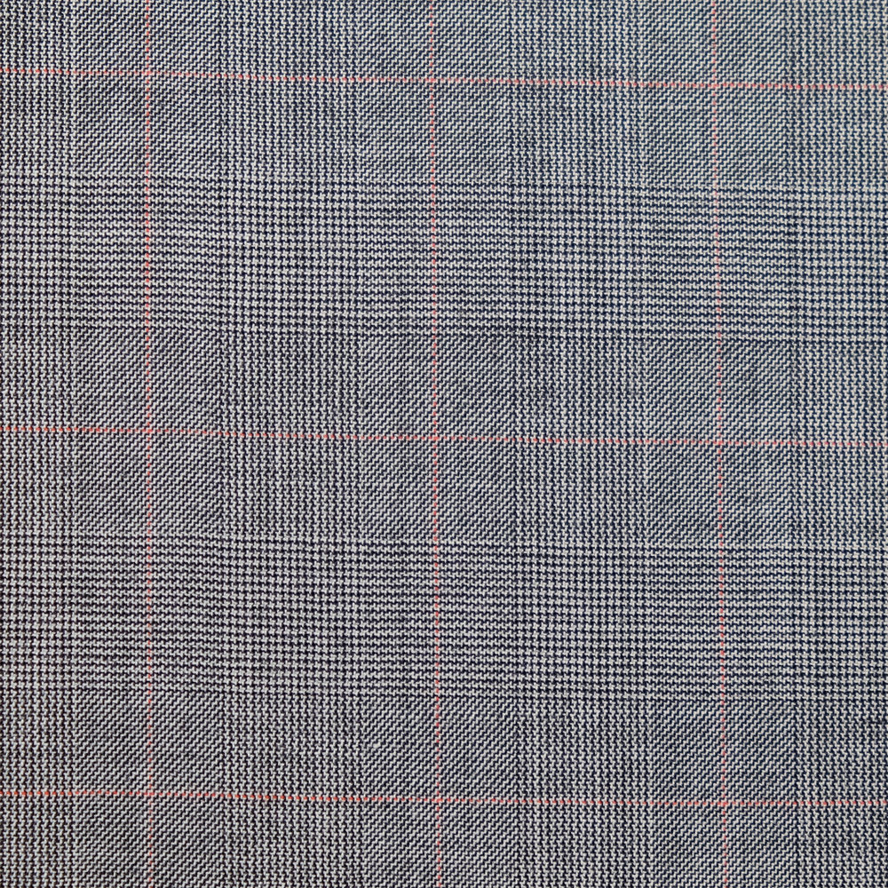 001 Prince of Wales Super 120's Wool