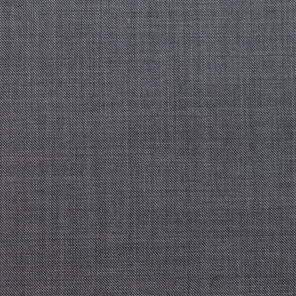 010 Grey Step Twill Super 120's Wool