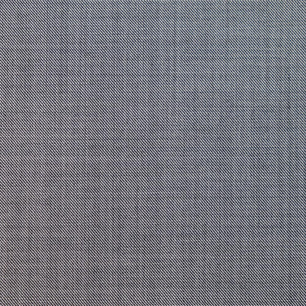 009 Light Grey Step Twill Super 120's Wool