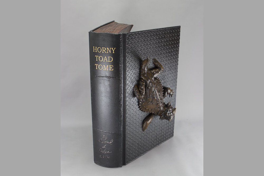 Horny Toad Tome