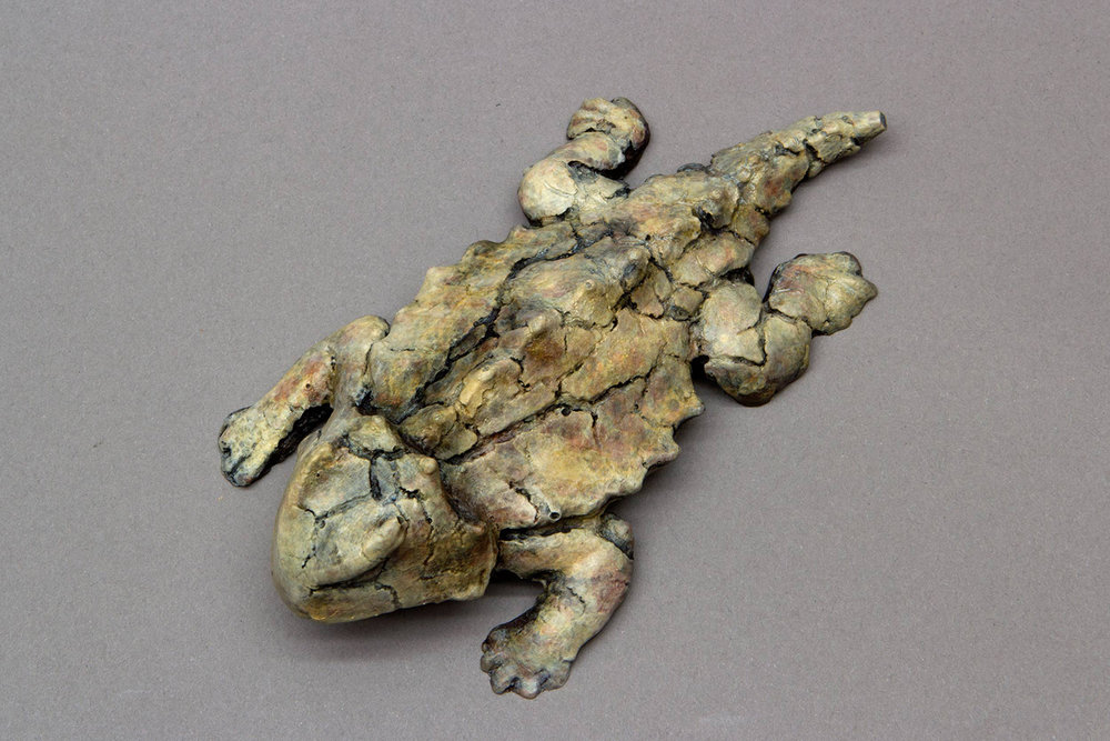 Hornytoad  (maquette)