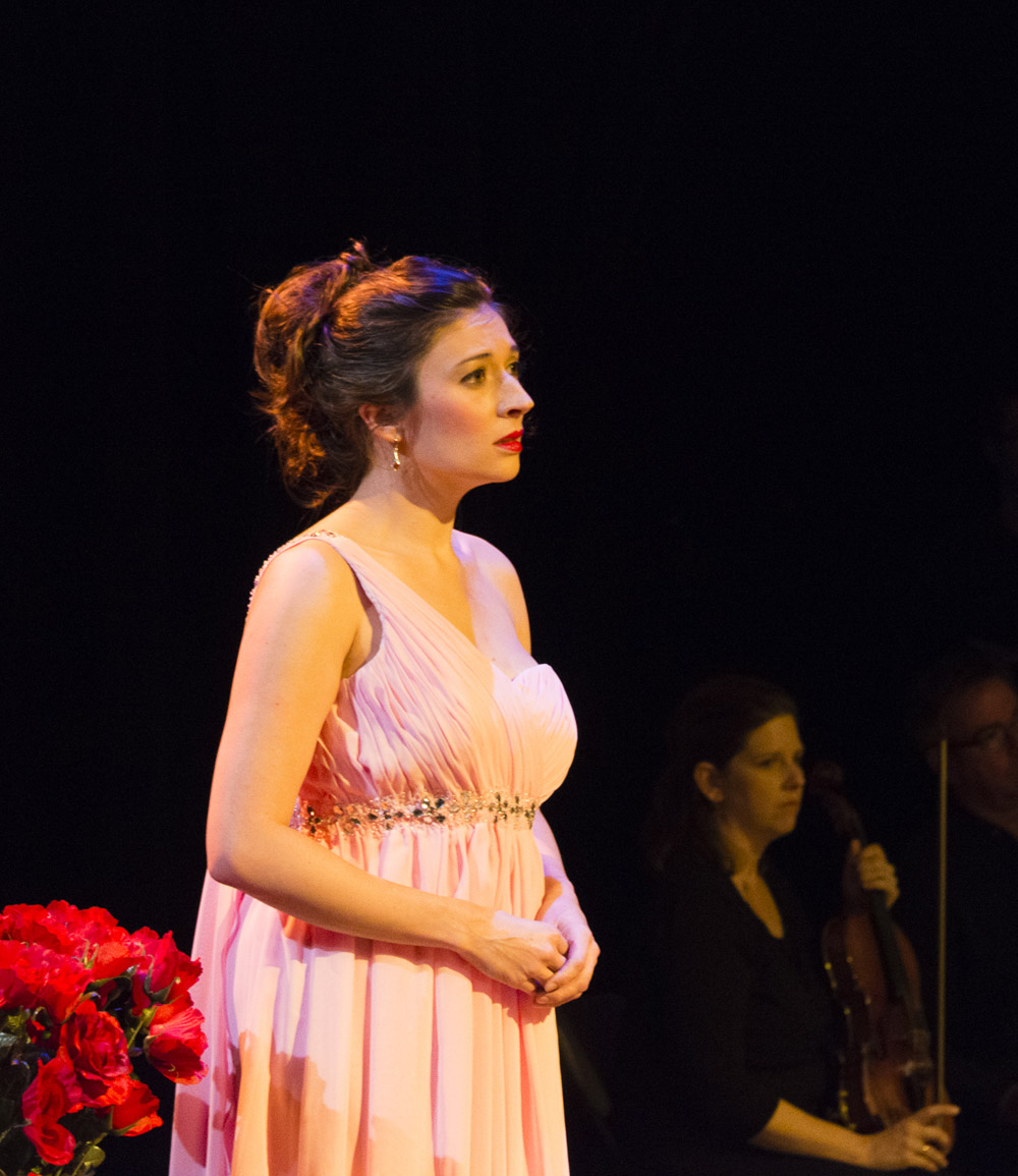 Belinda in Dido and Aeneas