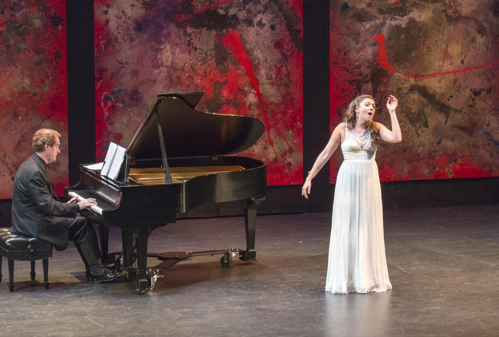 Bevin Hill soprano