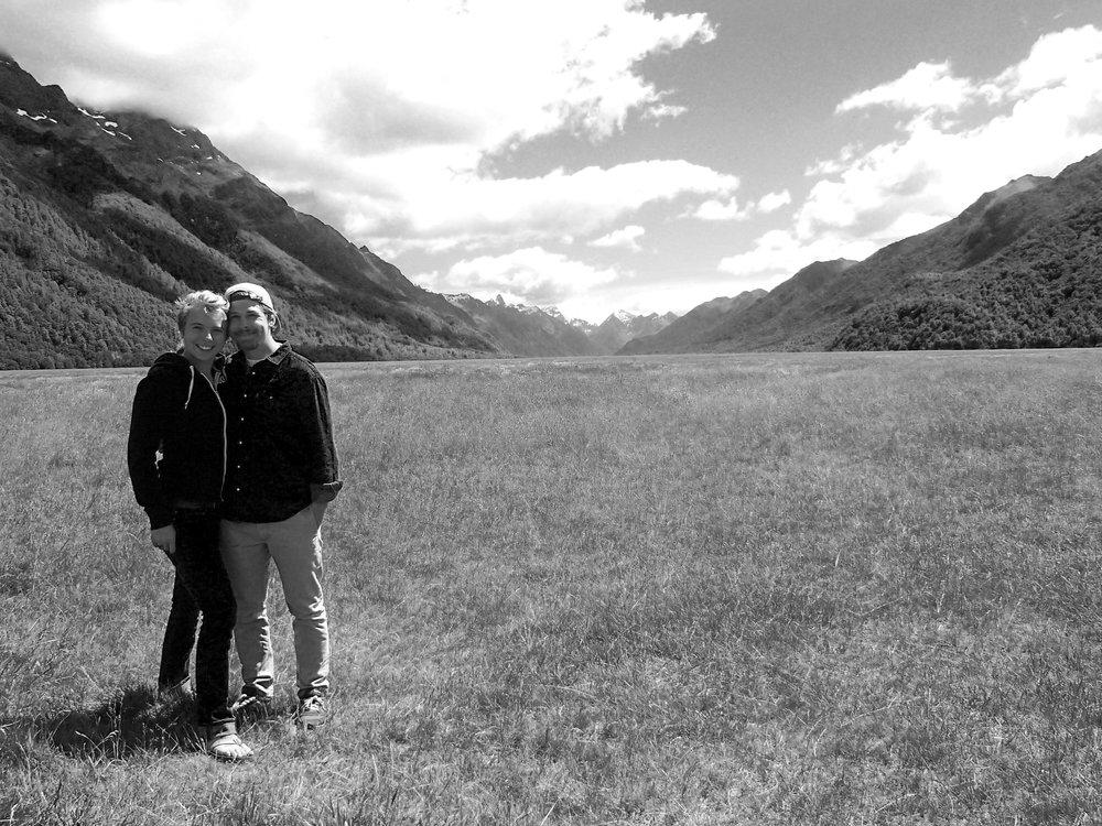 South Island, New Zealand // Emily and Jake