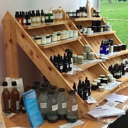 Natural Rebel Market Stall at Clonakilty Market every Friday - For your Natural Rebel Foods, Remedies, Books & Skincare