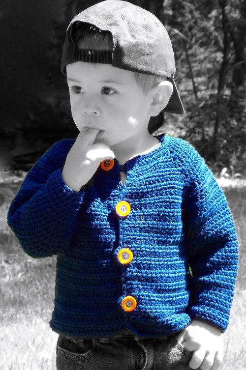 60388a839340 Baby Boy Sweater Crochet Pattern