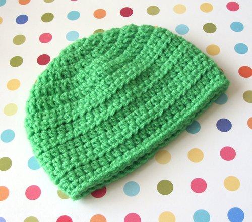 Baby Hat Crochet Pattern Hdc 38 39 Lisa Corinne Crochet