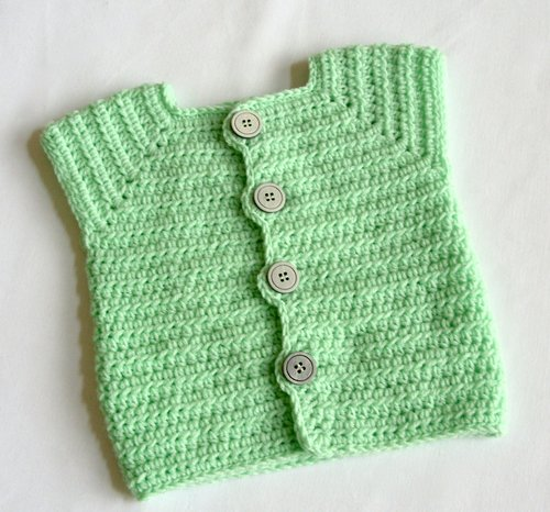 Baby Boy Crochet Sweater Vest Crochet Pattern 42 Lisa Corinne