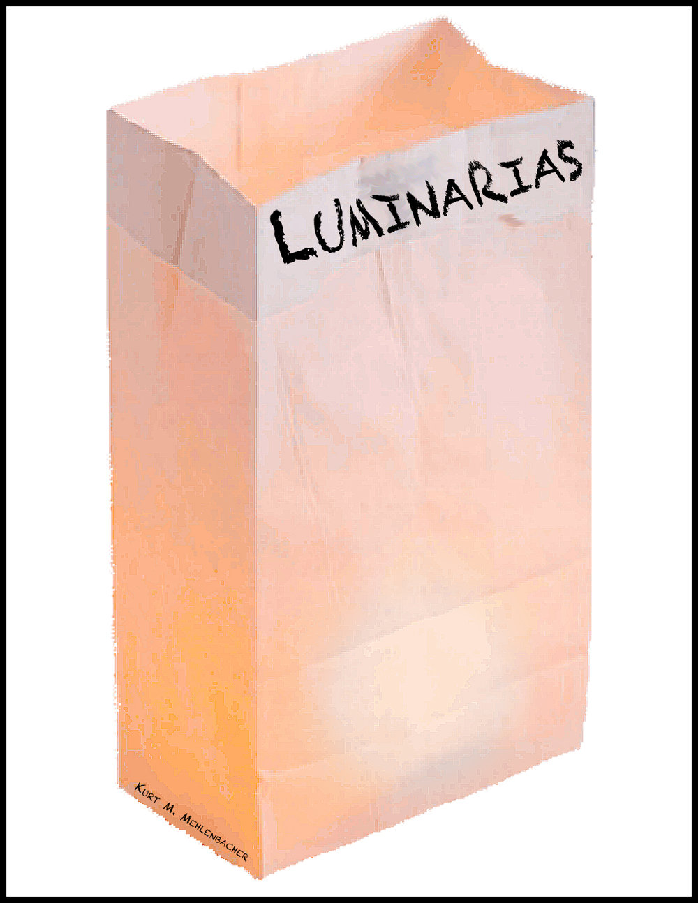 Luminarias    for brass quartet (2 C trumpets, horn, tuba) and organ