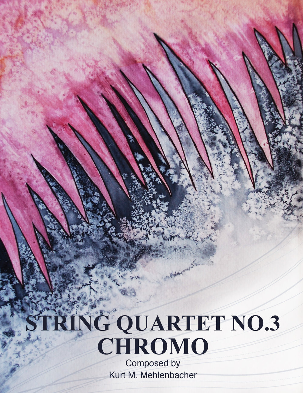 String Quartet No. 3: Chromo    for string quartet (2 violins, viola, cello)