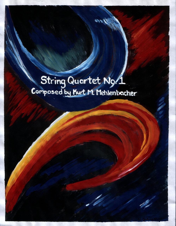 String Quartet No. 1    for string quartet (2 violins, viola, cello)