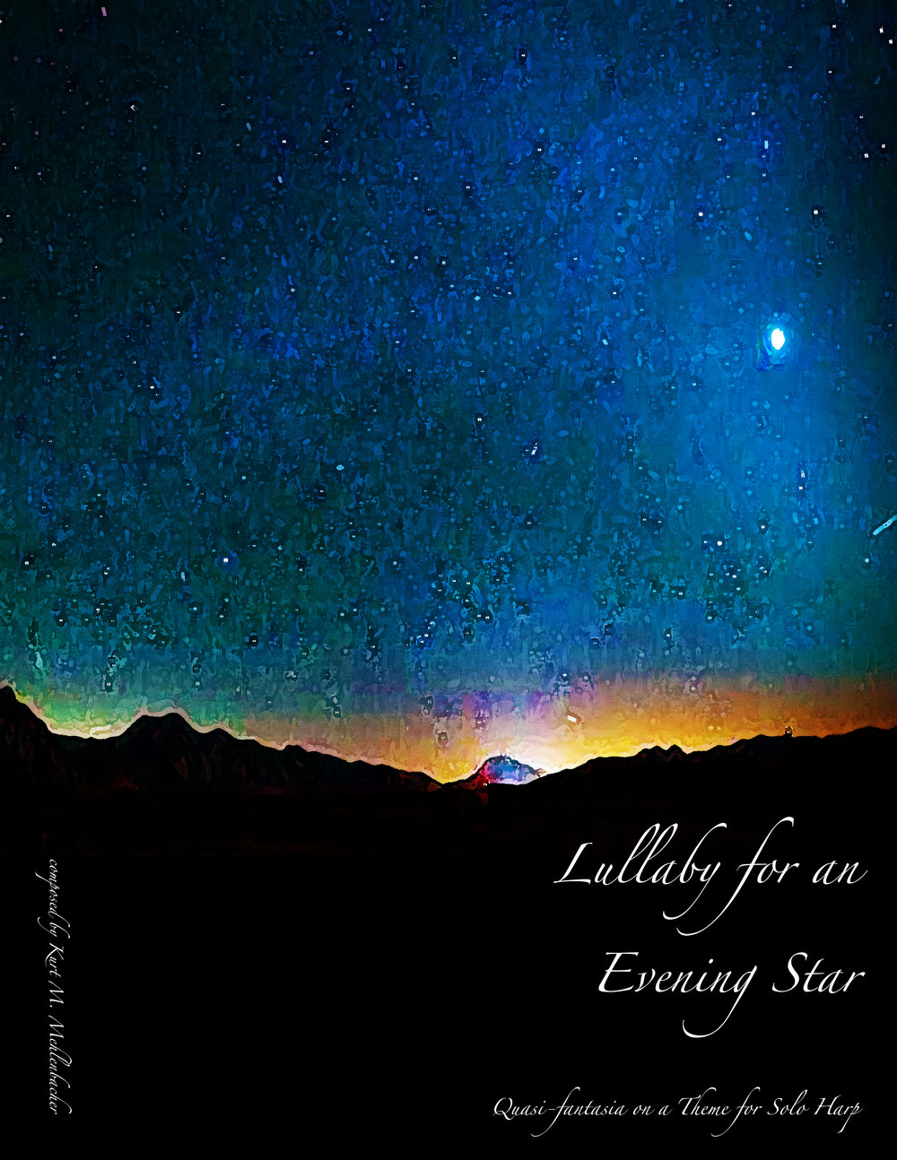 Lullaby for an Evening Star        for solo harp