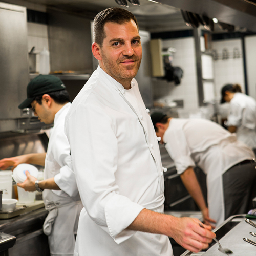 Howard Kalachnikoff Chef de Cuisine Gramercy Tavern New York, NY