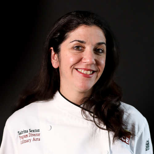 Sabrina Sexton   Program Director of Culinary Arts   ICE   New York, NY