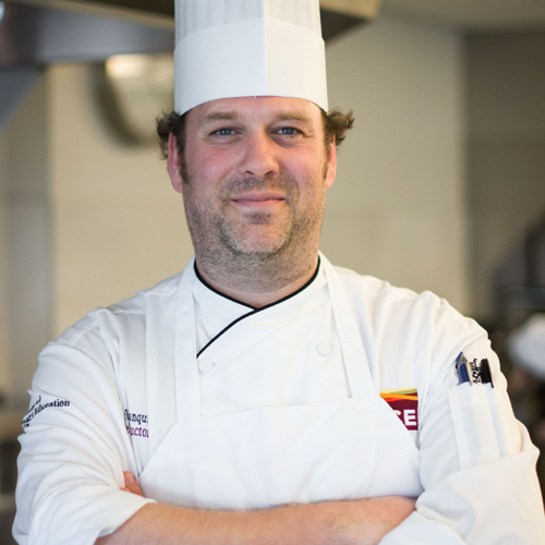 Charles Granquist   Chef/Instructor   ICE   New York, NY