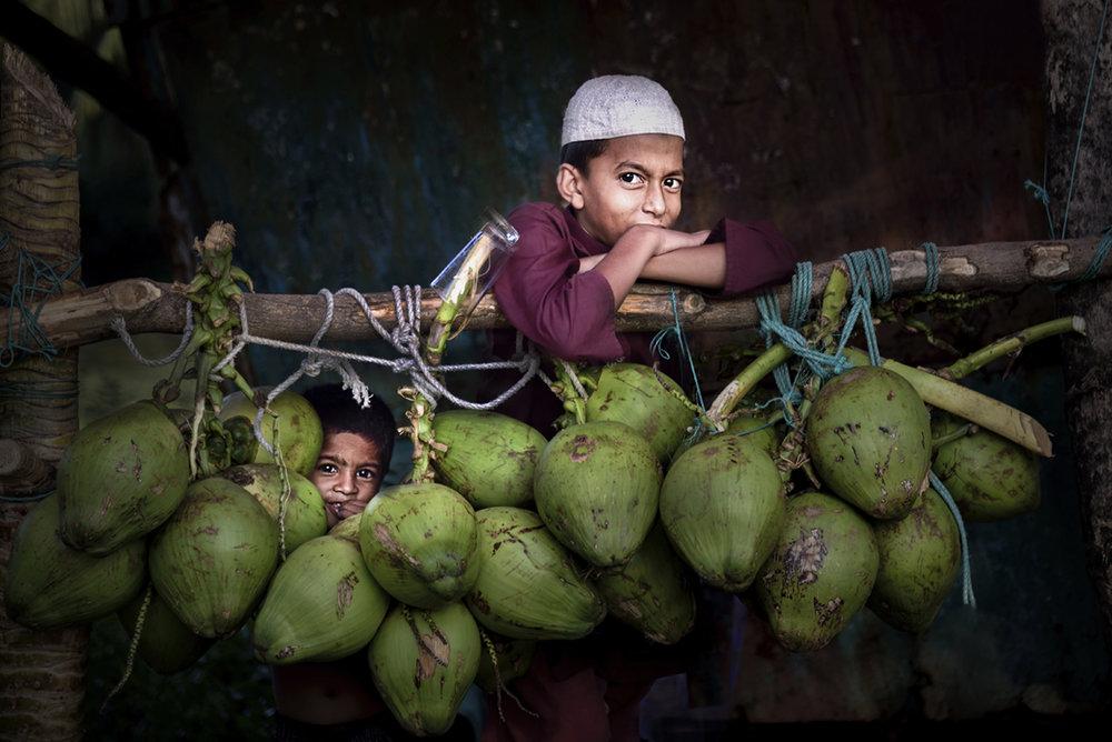 Photographer: Debdatta Chakraborty   Country: India  Title: Cox Bazar Beach Boys
