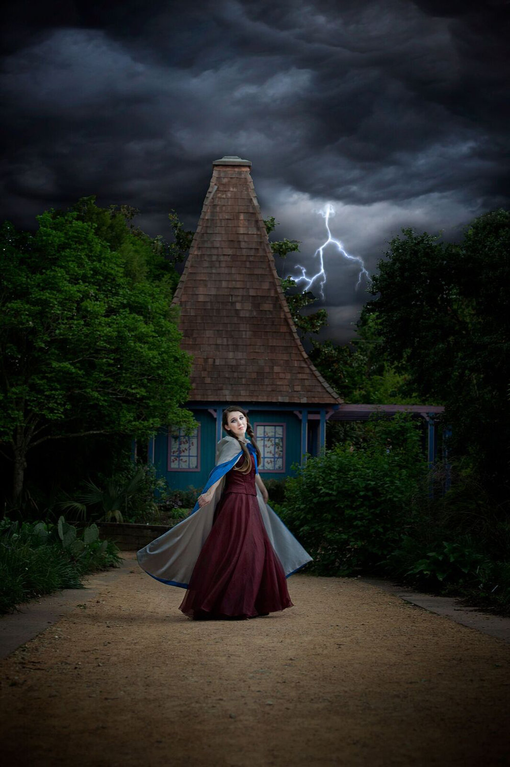 Photographer: Aymee Wolanski   Country: USA  Title: Twisted Fairytale