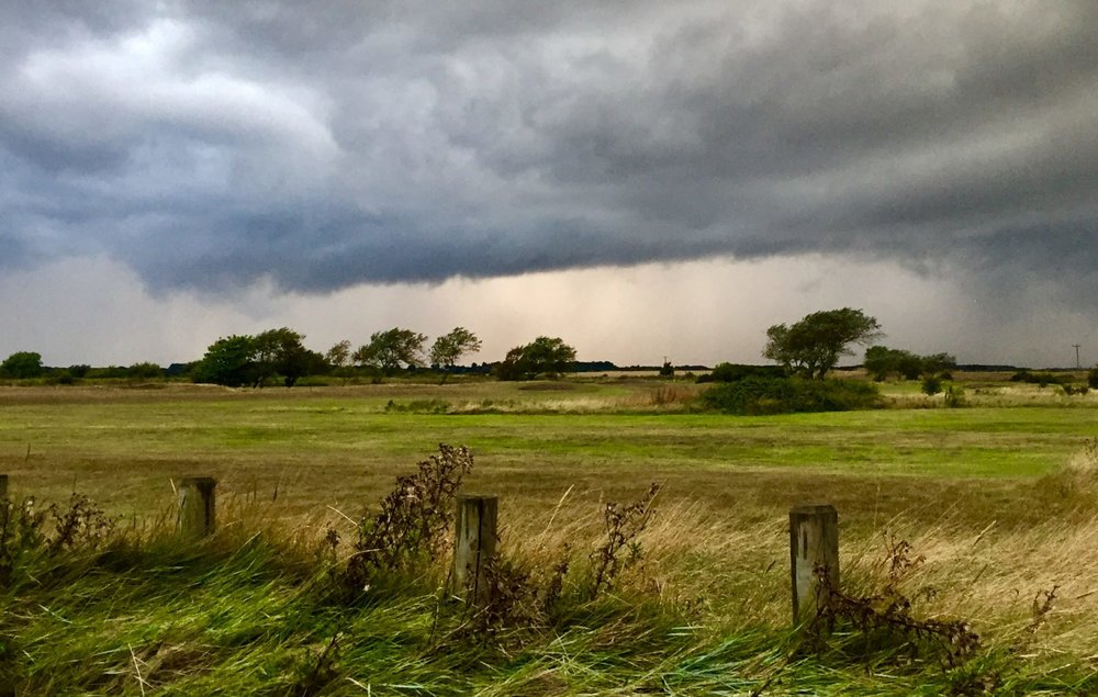 Photographer:   Michelle Howlett   Country:  United Kingdom  Title:  Suffolk Storm Approaching