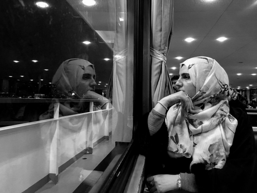 Photographer:  Maria Akesh   Country:    Turkey  Title:  Reflection