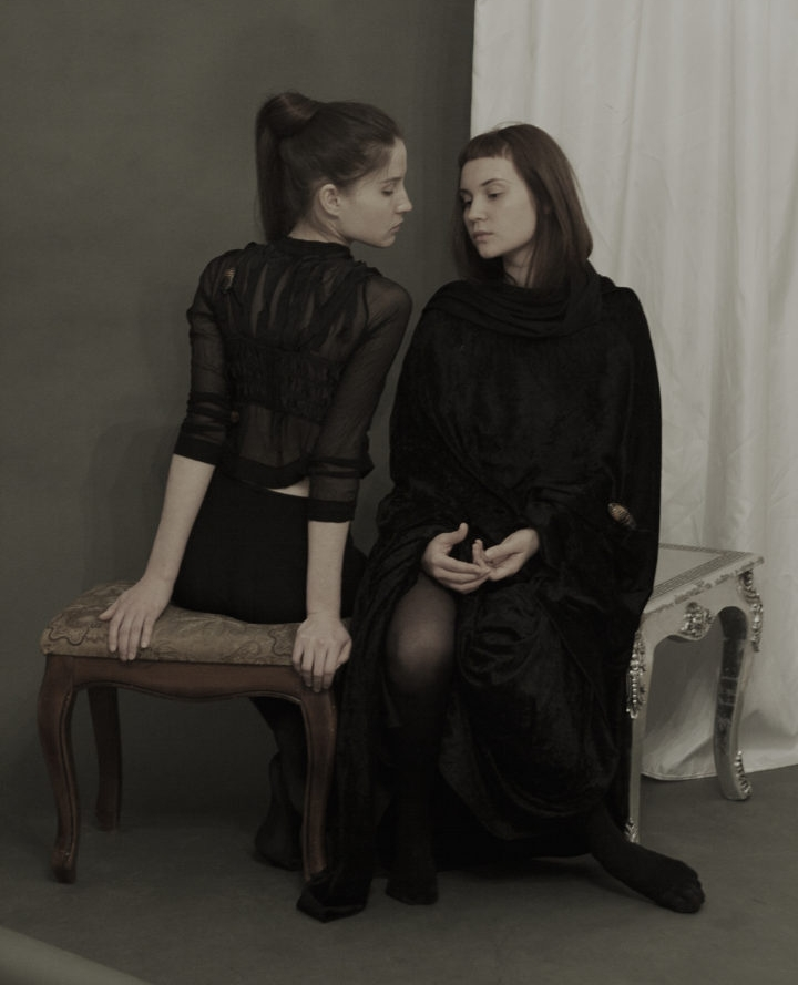 Photographer:  Daria Amaranth   Country:    Russian Federation  Title:  Internal dialogue (Solitude)