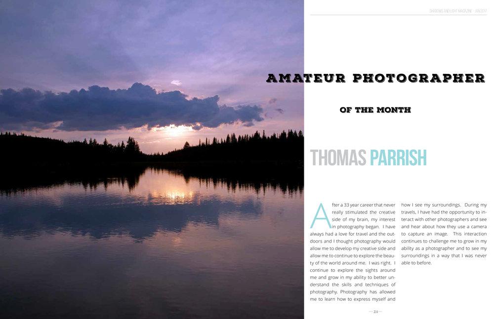 Thomas Parrish
