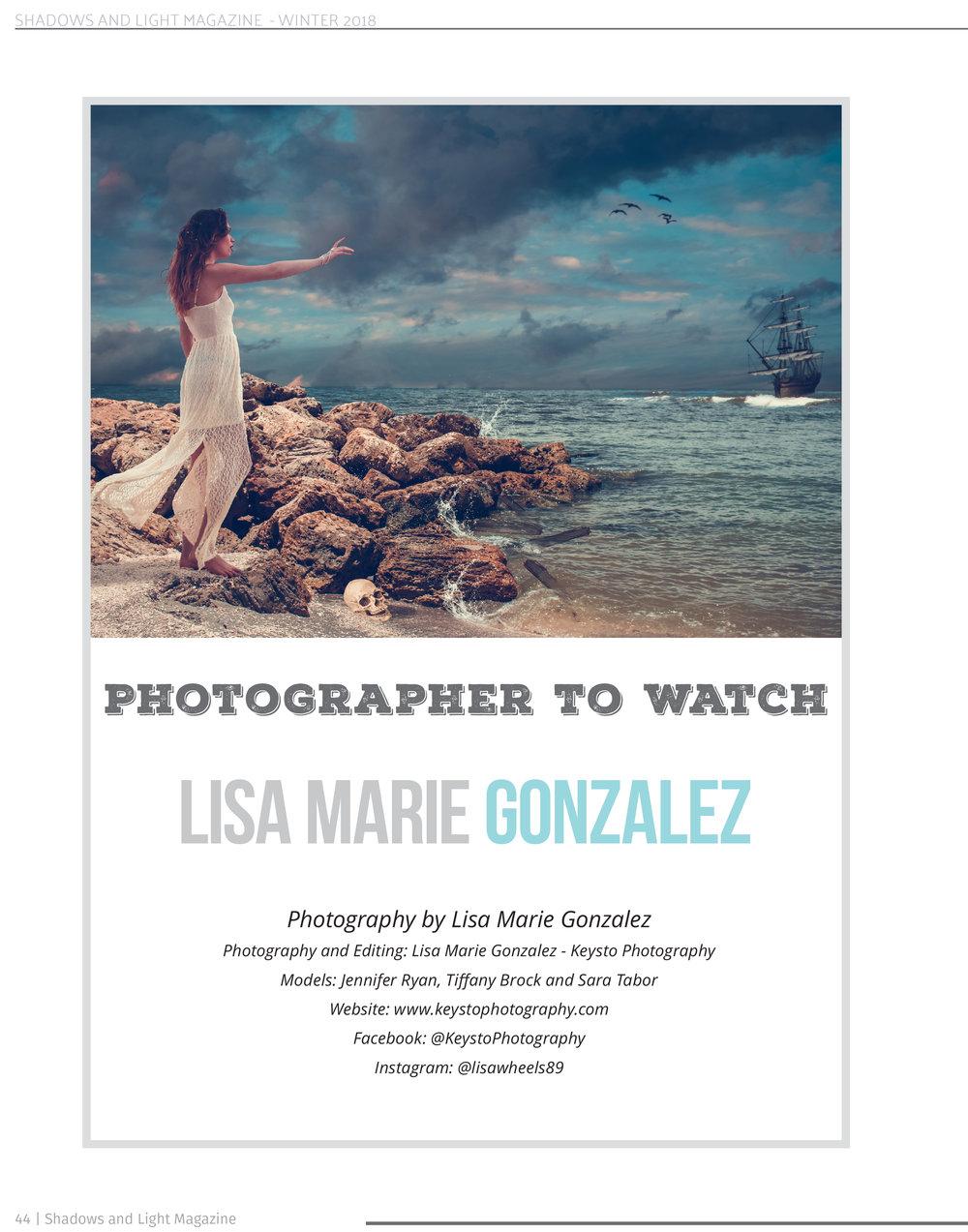 Lisa Marie Gonzalez