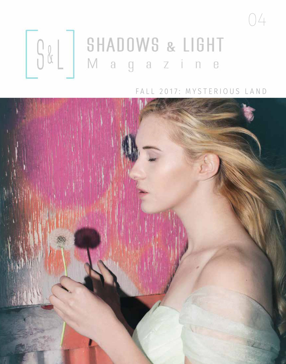 Shadows and Light Magazine - Issue 04