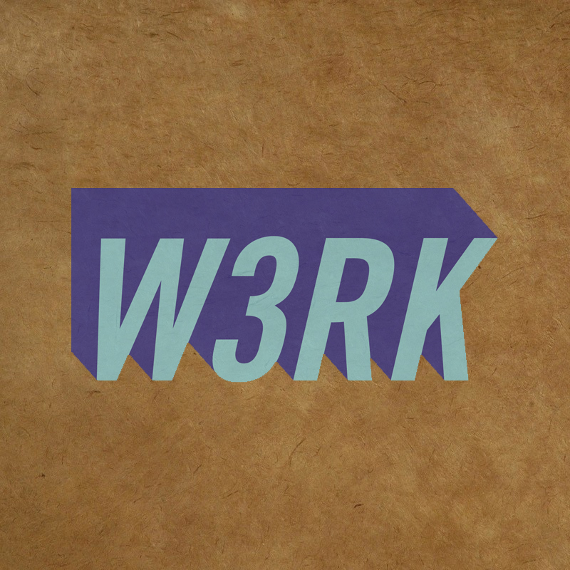 W3RK (CATALOGUE/PUBLISHING)