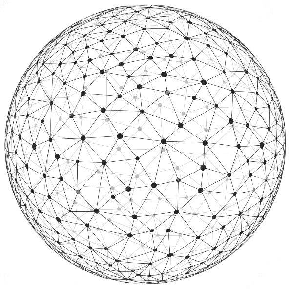 A network of flows: structuring an economy as a distributed network can more equitably distribute income and wealth amongst all those who help to generate it.