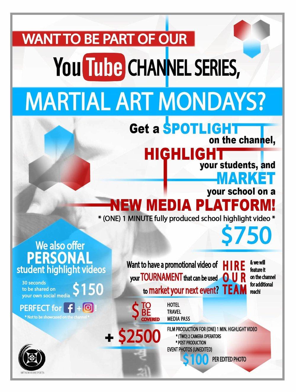 Martial Art Mondays.jpg