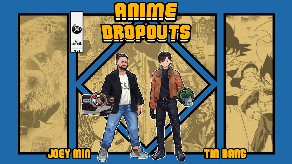 - Two anime delinquents are here to give you an after-school lesson on anime. We've got the latest in anime news, skits, and game shows. Whether you're a newbie or weeb trash, this is the perfect podcast for you. Take a seat and welcome to class!