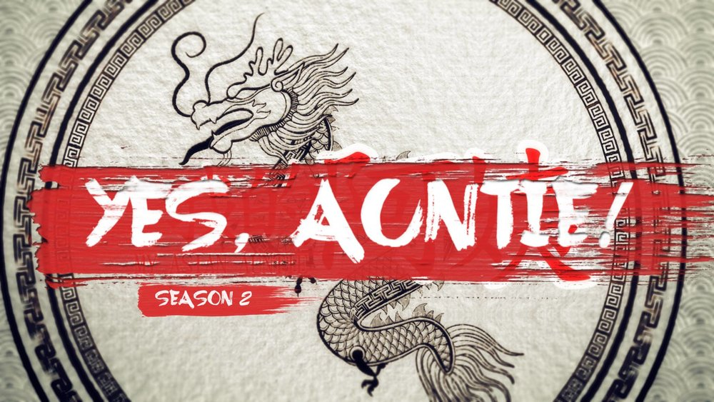 Yes, Auntie! - Title Card
