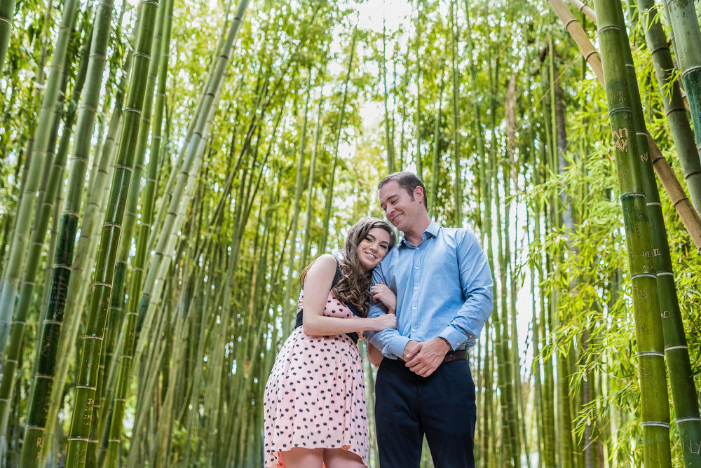 The Arcadia Arboretum is my most favorite place. People that choose to get an engagement session here I will often extend their time by a little bit because it is so huge here and I love it that much. You do need to pay for entrance fees and a $50 permit fee. I suggest a shoot of 2 hours or longer if you want to have your engagement session done here.